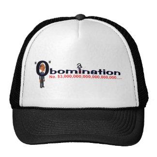OBAMINATION TRUCKER HAT