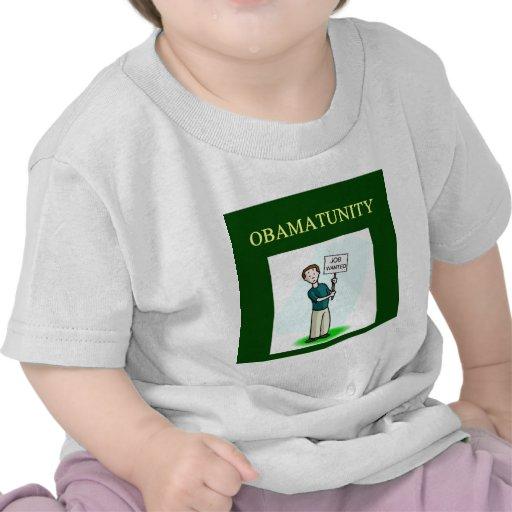 OBAMUNISM anti barack obama design Tee Shirt