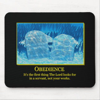 Obedience MP Mouse Mat