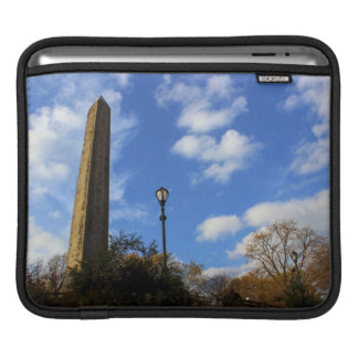 Obelisk, Cleopatra's Needle in Central Park, NYC Sleeve For iPads