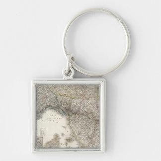 Ober, MittelItalien - Rome Region Key Ring