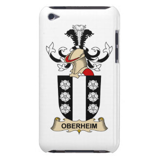 Oberheim Family Crest iPod Touch Covers