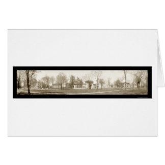 Oberlin College, Ohio Photo 1909 Card