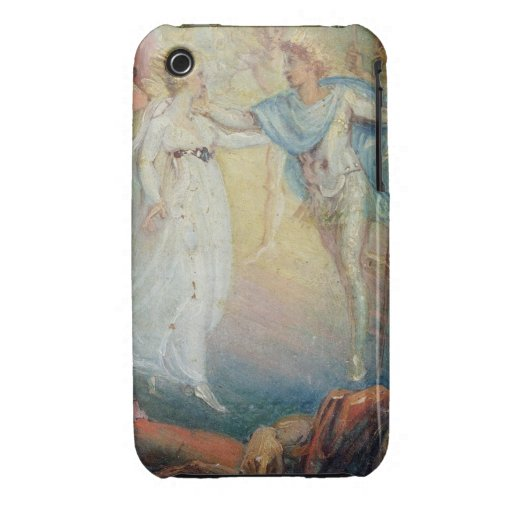 Oberon and Titania from 'A Midsummer Night's Dream iPhone 3 Covers