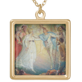 Oberon and Titania from 'A Midsummer Night's Dream Necklaces
