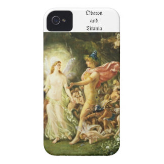Oberon and Titania iPhone4 case Case-Mate iPhone 4 Case