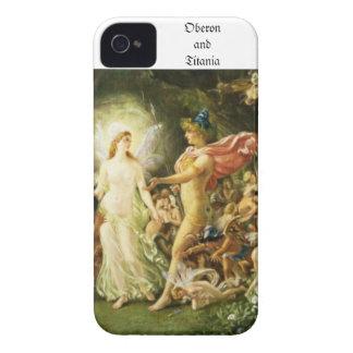 Oberon and Titania iPhone4 case