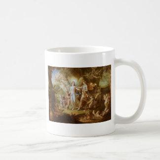 Oberon and Titania Coffee Mugs