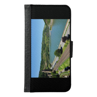 Oberwesel on the Rhine Samsung Galaxy S6 Wallet Case