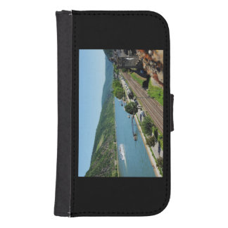 Oberwesel on the Rhine Samsung S4 Wallet Case