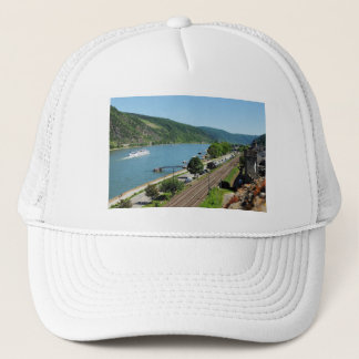 Oberwesel on the Rhine Trucker Hat