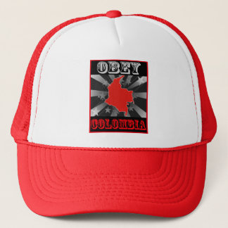 Obey Colombia Trucker Hat
