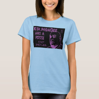 OBEY KMD PINK! T-Shirt