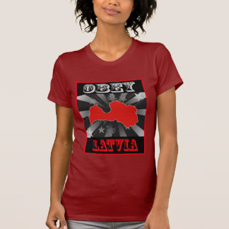 Obey Latvia T-Shirt