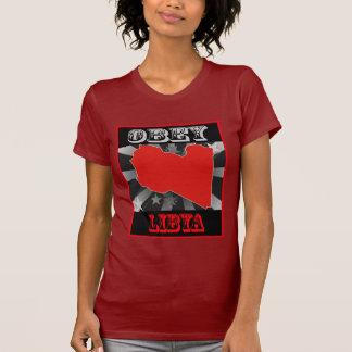 Obey Libya Tee Shirts