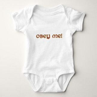 Obey Me! Baby Tees