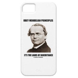 Obey Mendelian Laws Of Inheritance (Gregor Mendel) Case For The iPhone 5