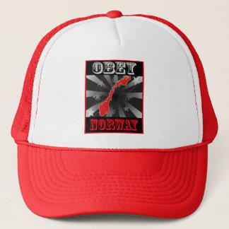 Obey Norway Trucker Hat