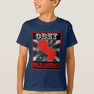 Obey Paraguay T-Shirt