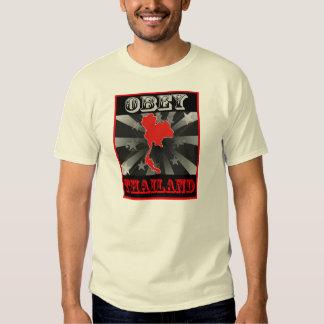 Obey Thailand Tshirt