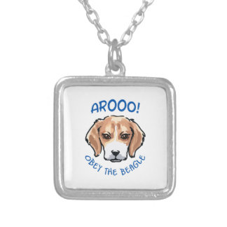 OBEY THE BEAGLE JEWELRY