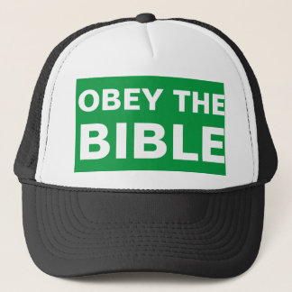Obey the Bible Evangelism Hat