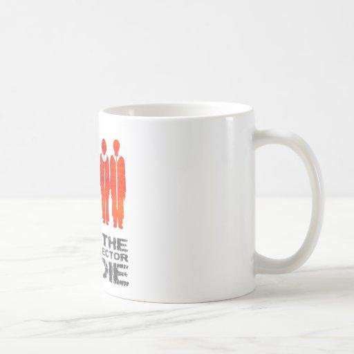 Obey the Choir Director or Die Basic White Mug
