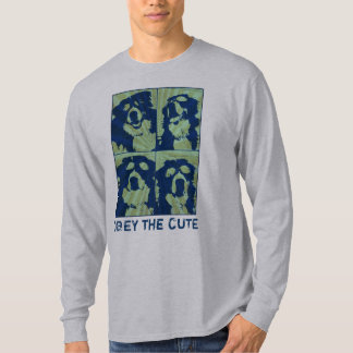 Obey the Cute T-shirt