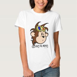 obey the monkey t-shirts