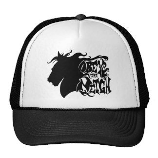 OBEY THE NEIGH HAT