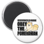 Obey The Pomeranian Magnets