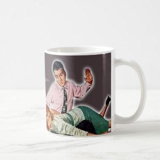 Obey thee coffee mug
