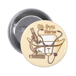 ObGyn Nurse Collage Pins