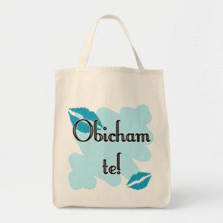 Obicham te! - Bulgarian - I Love You Bags