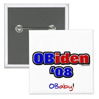OBiden 08 O Baby Pins