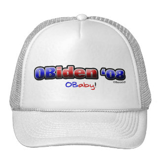 OBiden 08 O Baby Trucker Hat
