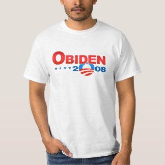 OBIDEN 2008 Mens T-Shirt