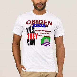 Obiden 2008 T-Shirt