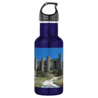 Óbidos Castle, Portugal 532 Ml Water Bottle