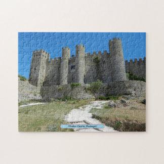 Óbidos Castle, Portugal Jigsaw Puzzle