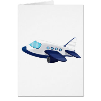 Object illustration greeting card