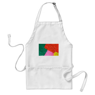 object recognition standard apron