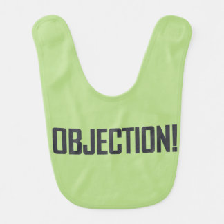 Objection! Bibs