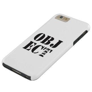 Objective Tough iPhone 6 Plus Case
