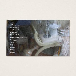 Objets d'Art Business Card