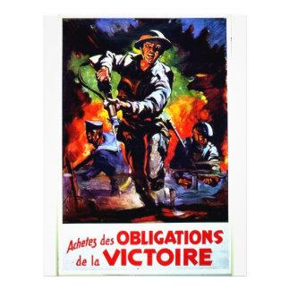 Obligations Victorie Flyer