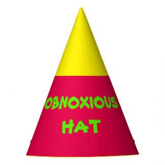 Obnoxious Hat