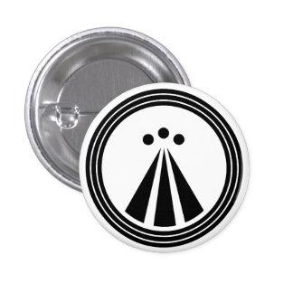 OBOD Symbol 3 Cm Round Badge