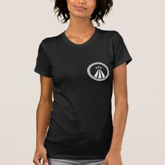 OBOD Symbol on Blk T-Shirt