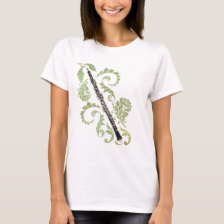 Oboe and Foliage T-Shirt